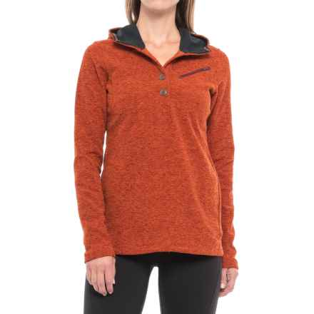 Stonewear Designs Haze Hoodie (For Women) in Marigold - Closeouts