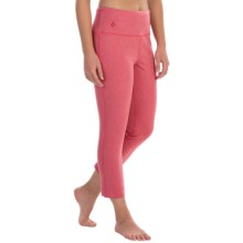 Stonewear Designs Liberty Capris (For Women) in Barberry - Closeouts