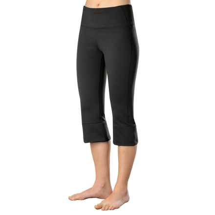 Stonewear Designs Liberty Capris (For Women) in Black - Closeouts