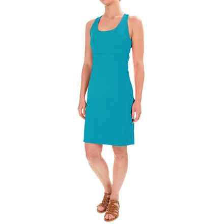 Stonewear Designs Lyra Dress - Built-In Bra, Sleeveless (For Women) in Caribe - Closeouts