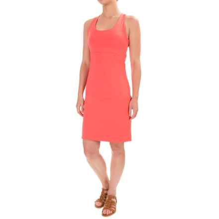 Stonewear Designs Lyra Dress - Built-In Bra, Sleeveless (For Women) in Watermelon - Closeouts
