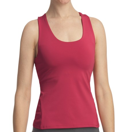 Stonewear Designs Lyra Dryflex Tank Top - Cross Back (For Women) in Apple