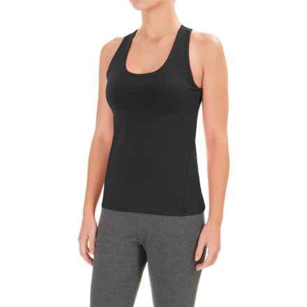 Stonewear Designs Lyra Tank Top - Shelf Bra (For Women) in Black - Closeouts