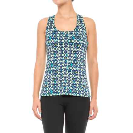 Stonewear Designs Lyra Tank Top - Shelf Bra (For Women) in Tribal - Closeouts
