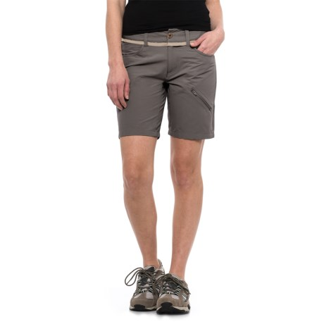 Stonewear Designs Nomad Shorts (For Women) in Granite