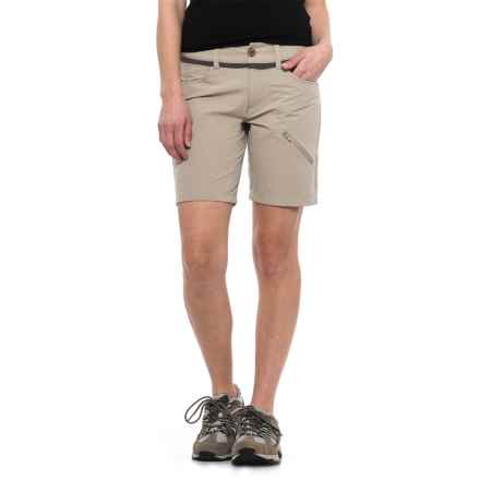 Stonewear Designs Nomad Shorts (For Women) in Sandstone - Closeouts