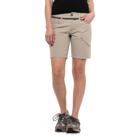 Stonewear Designs Nomad Shorts (For Women) in Sandstone