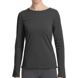 Stonewear Designs Ramblin Dryflex Shirt - Long Sleeve (For Women) in Black
