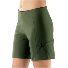 Stonewear Designs Rockin' Shorts (For Women) in Kale - Closeouts