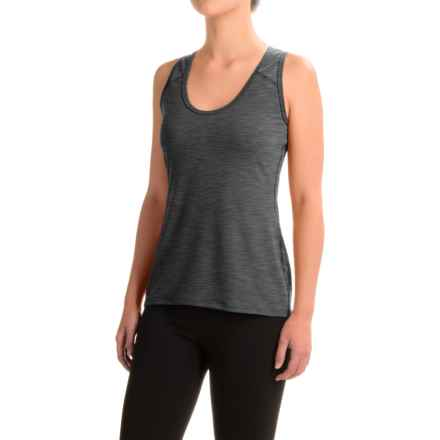 Stonewear Designs Rush Tank Top - Racerback (For Women) in Stone Heather - Closeouts