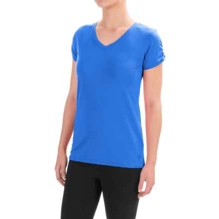 Stonewear Designs Shimmy T-Shirt - Short Sleeve (For Women) in Pacific - Closeouts