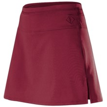 Stonewear Designs Skipper Skort - Built-In Shorts (For Women) in Apple - Closeouts