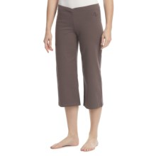 Stonewear Designs Stonewear Crop Pants - Organic Cotton (For Women) in Gull - Closeouts