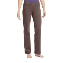 Stonewear Designs Stonewear Pants - Organic Cotton (For Women) in Gull - Closeouts