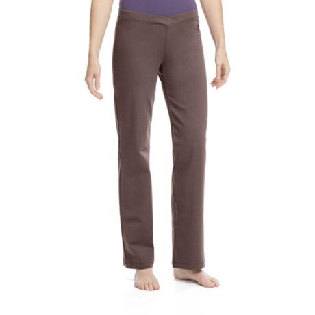 Stonewear Designs Stonewear Pants - Organic Cotton (For Women) in Gull