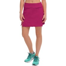 Stonewear Designs Stride Skort (For Women) in Crushed Berry - Closeouts