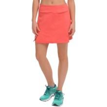 Stonewear Designs Stride Skort (For Women) in Watermelon - Closeouts