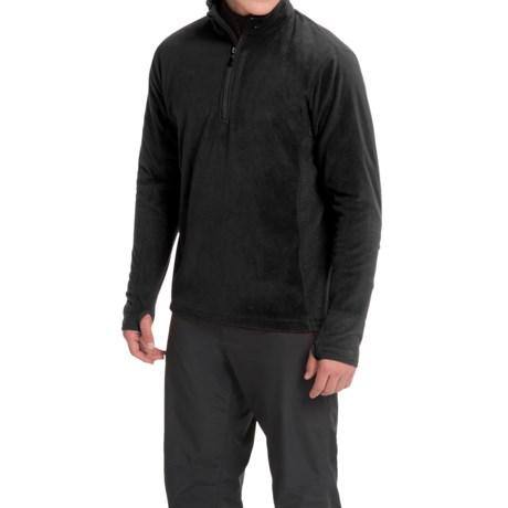 Storm Creek Bjorn Microfleece Jacket - Zip Neck (For Men)