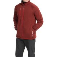Storm Creek Callum Sweaterfleece Fleece Jacket (For Men) in Brick - Closeouts