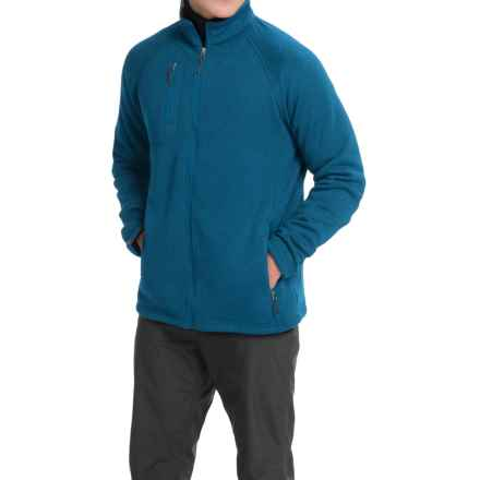 Storm Creek Callum Sweaterfleece Fleece Jacket (For Men) in Ocean - Closeouts