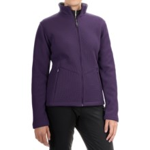Storm Creek Devon Ironweave Jacket (For Women) in Nightshade - Closeouts