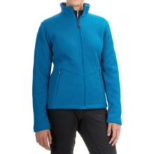 Storm Creek Devon Ironweave Jacket (For Women) in Storm Blue - Closeouts