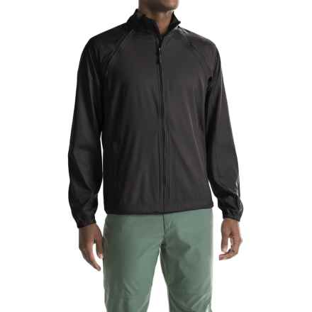 Storm Creek Donovan Convertible Jacket (For Men) in Black - Closeouts
