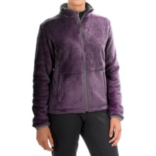 Storm Creek Eva Chenille Fleece Jacket (For Women) in Nightshade - Closeouts