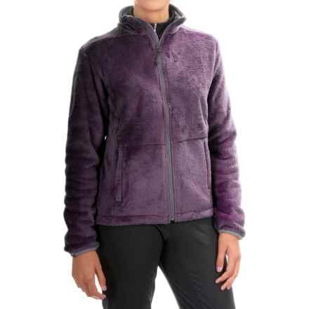 Storm Creek Eva Chenille Fleece Jacket (For Women) in Nightshade - Closeouts