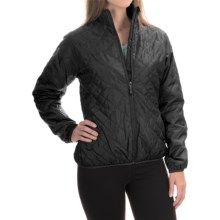 Storm Creek Ingrid Quilted Jacket - Insulated (For Women) in Coal - Closeouts
