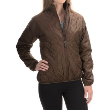 Storm Creek Ingrid Quilted Jacket - Insulated (For Women) in Coffee - Closeouts
