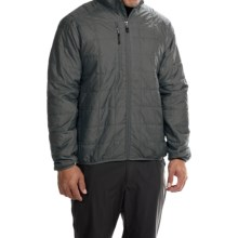 Storm Creek Ivan Quilted Jacket - Insulated (For Men) in Coal - Closeouts
