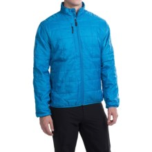 Storm Creek Ivan Quilted Jacket - Insulated (For Men) in Electric Blue - Closeouts