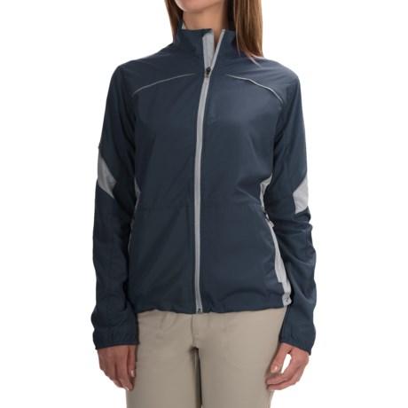 Storm Creek Lena Lightweight Windshell Jacket - Windproof (For Women)