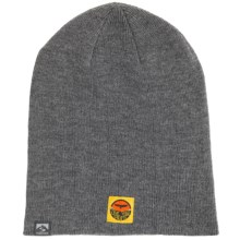 Storm Creek Live Your Dreams Beanie (For Men and Women) in Grey - Closeouts