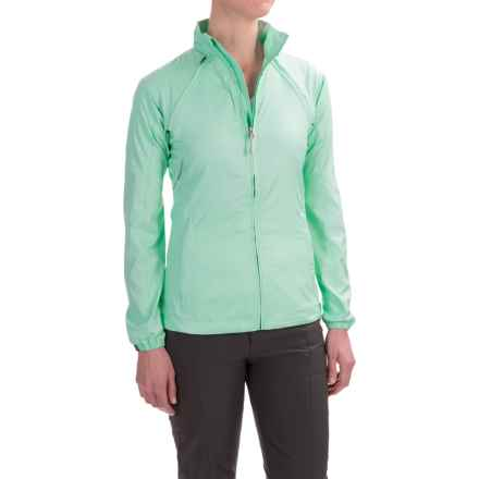 Storm Creek Nadia Convertible Jacket (For Women) in Mermaid - Closeouts