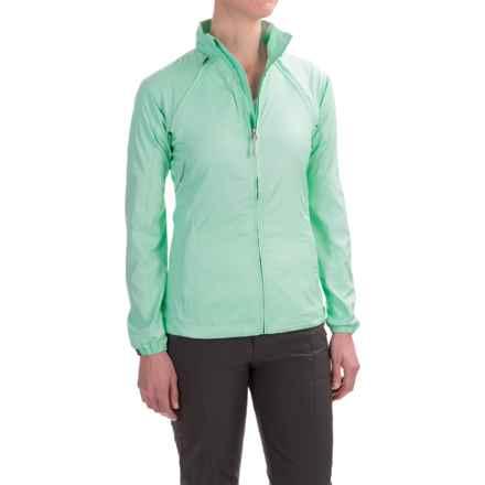 Storm Creek Nadia Convertible Jacket (For Women) in Mermaid - Closeouts