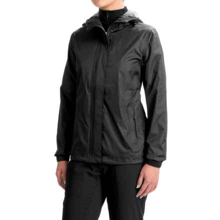 Storm Creek Rachel Stormcell Jacket (For Women) in Black/Ash - Closeouts