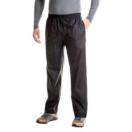 Storm Creek Ross Stormcell Pants (For Men) in Black - Closeouts