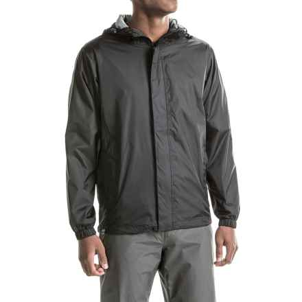 Storm Creek Rupert Stormcell Jacket (For Men) in Black/Ash - Closeouts