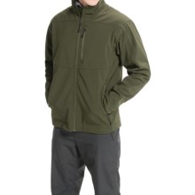 Storm Creek Sean Soft Shell Jacket - Waterproof (For Men) in Army Green - Closeouts