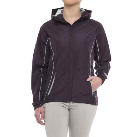 Storm Creek Steph 2.5-Layer Jacket - Waterproof (For Women) in Nightshade/Steel - Closeouts