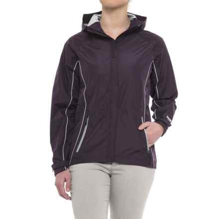 Storm Creek Steph 2.5-Layer Jacket - Waterproof (For Women) in Nightshade/Steel - Closeouts