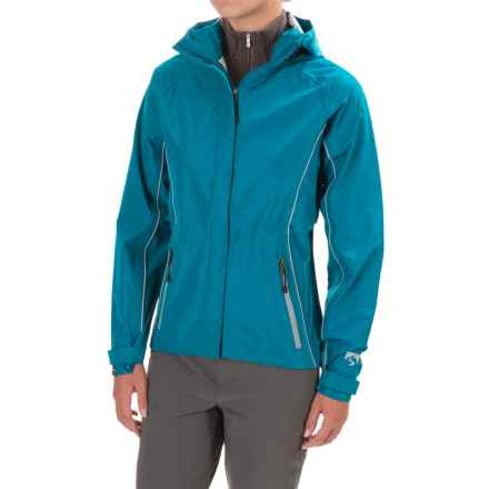 Storm Creek Steph 2.5-Layer Jacket - Waterproof (For Women) in Storm Blue/Steel - Closeouts