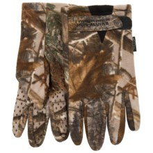 Stormkloth II SKII Fleece Gloves (For Men) in Realtree Ap - Closeouts