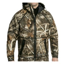Stormr Typhoon Jacket - Waterproof (For Men) in Realtree Max-4 - Closeouts