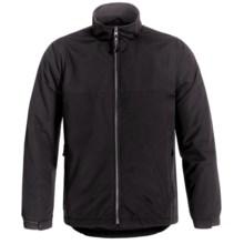Stormtech Apex Fleece-Lined Jacket - Full Zip (For Big Kids) in Black/Granite - Closeouts
