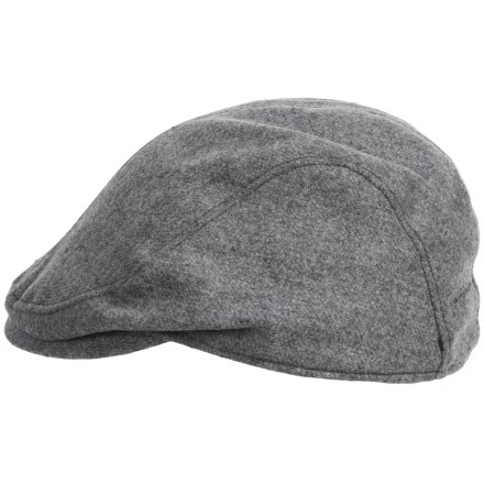 Stormy Kromer Cabby Cap (For Men) in Charcoal - Closeouts 3d124f7952d8