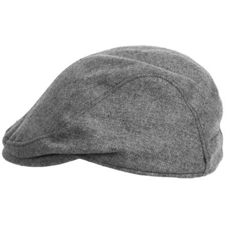 Stormy Kromer Cabby Cap (For Men) in Charcoal - Closeouts