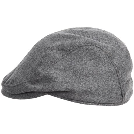 Stormy Kromer Cabby Cap (For Men) - CHARCOAL (7 )
